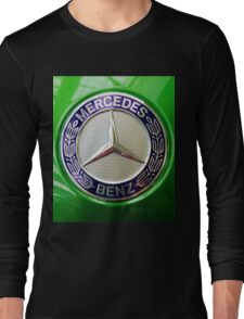 Mercedes-Benz Kryptonite Green Long Sleeve T-Shirt