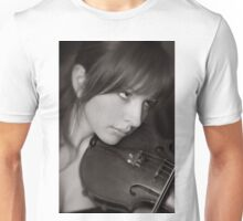 Playing Vivaldi Unisex T-Shirt