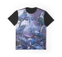 Raven Dreams Graphic T-Shirt