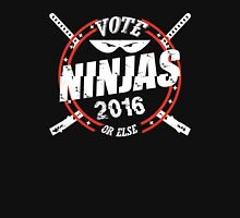 Vote Ninjas 2016 Unisex T-Shirt