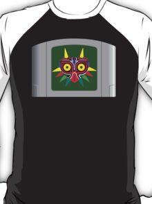 Majora's Mask N64 Cartridge T-Shirt