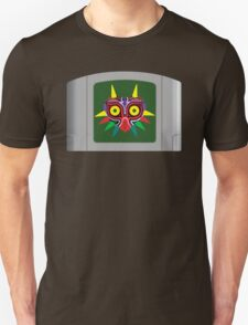 Majora's Mask N64 Cartridge Unisex T-Shirt