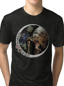 The 7th and 8th Day of the Doctor Jedi Tri-blend T-Shirt