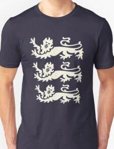3 lions white T-Shirt