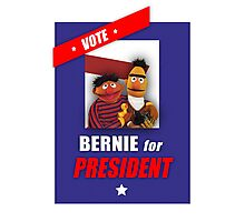 Bernie for President Photographic Print