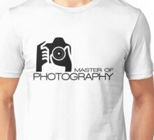 Photographer Camera T-Shirt Unisex T-Shirt