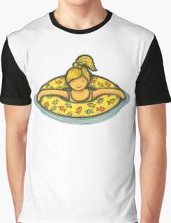 Swim Graphic T-Shirt