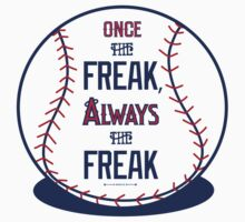 "Tim Lincecum ""The Freak"" Angels shirt Kids Tee"
