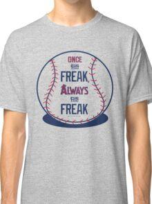 "Tim Lincecum ""The Freak"" Angels shirt Classic T-Shirt"