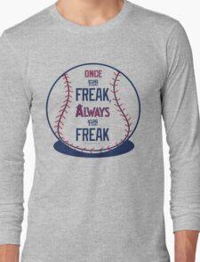 "Tim Lincecum ""The Freak"" Angels shirt Long Sleeve T-Shirt"