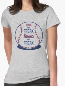 "Tim Lincecum ""The Freak"" Angels shirt Womens Fitted T-Shirt"