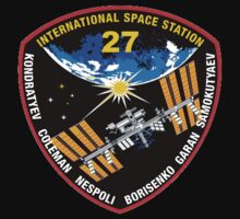 International Space Stataion (ISS) Mission 27 Baby Tee