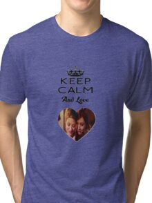 Buffy Tara Willow 1 Tri-blend T-Shirt