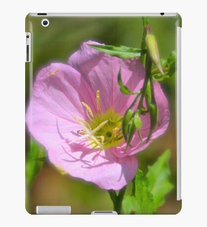 Showy Evening Primrose iPad Case/Skin