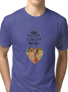 Buffy Willow and Tara Once More With Feeling Tri-blend T-Shirt