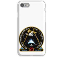 ISS Mission 25 iPhone Case/Skin