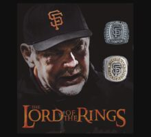 Bochy: Lord of the Rings Kids Clothes