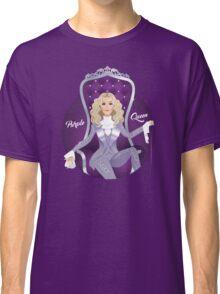 Purple Queen Classic T-Shirt