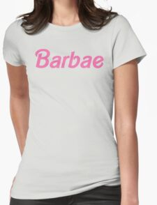 Barbae Womens Fitted T-Shirt