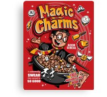 Magic Charms Canvas Print