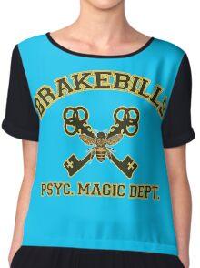 Brakebills Psychic Magic Department Chiffon Top