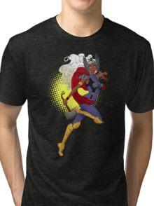 Goddess of Thunder (w/o name) Tri-blend T-Shirt