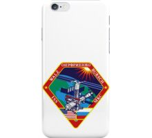 ISS Mission  iPhone Case/Skin