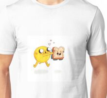 Jake and Sammich Unisex T-Shirt