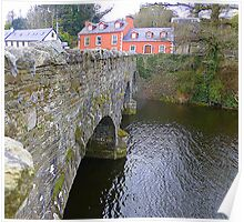 The Bridge Over The River Lennon...................Ireland Poster