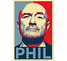 phil Photographic Print
