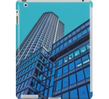 Urban growth iPad Case/Skin