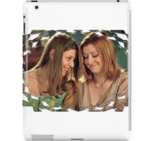 Buffy Tara Willow Once More With Feeling 2 iPad Case/Skin