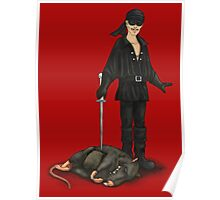 Dread Pirate Roberts Poster