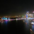 Vivid Sydney by BrockstarDesign