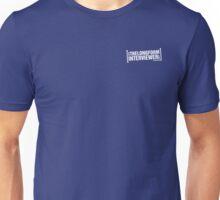 The Longform Interviewer Unisex T-Shirt