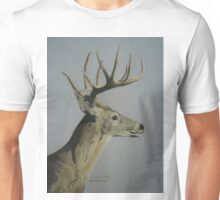 Portrait of a Deer Unisex T-Shirt