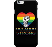 love is strong iPhone Case/Skin