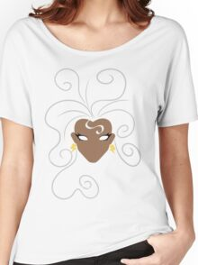 'Roro Women's Relaxed Fit T-Shirt
