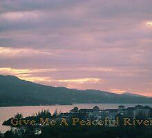 River Paradise by Brian Blaine