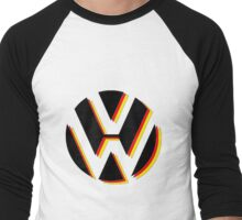 Volkswagen Germany Men's Baseball ¾ T-Shirt