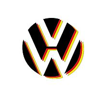 Volkswagen Germany Photographic Print