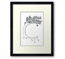 Alphabet of Desire: C Framed Print