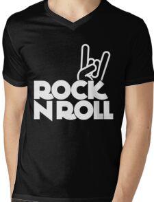 rock n roll Mens V-Neck T-Shirt