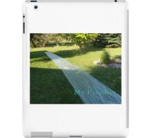 Slide Paradise iPad Case/Skin