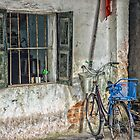 Bicycle by the Window by JohnKarmouche