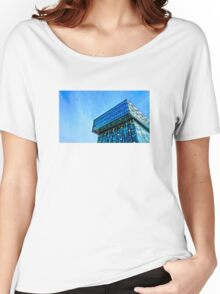 Palestra Building, Southwark Women's Relaxed Fit T-Shirt