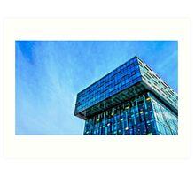 Palestra Building, Southwark Art Print