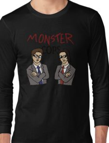Monster Cops Long Sleeve T-Shirt