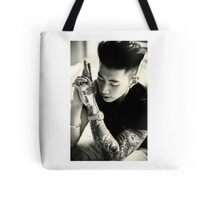 Jay Park - Tattoos Tote Bag