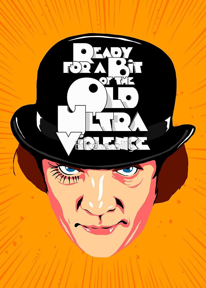 Ultraviolence! by butcherbilly